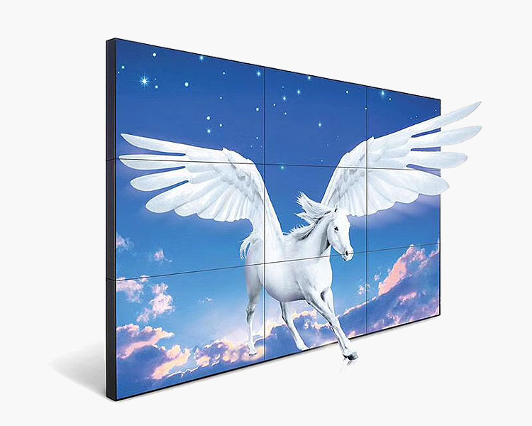 case lcd video wall