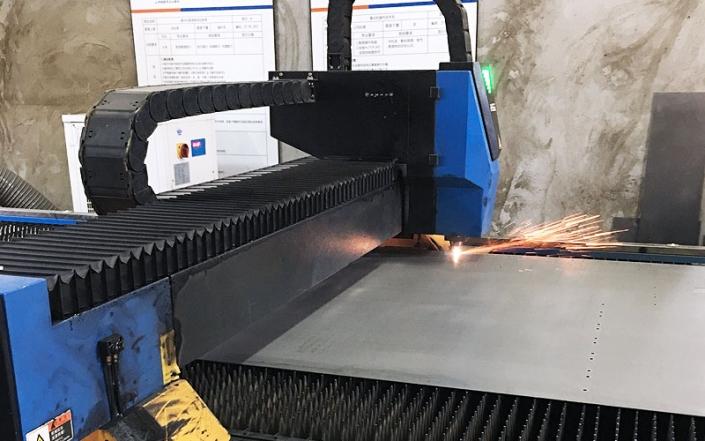 SECC Laser Cutting