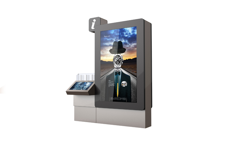 lcd exhibit booth