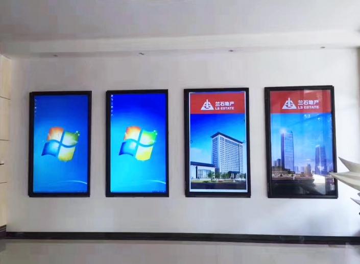 bank display