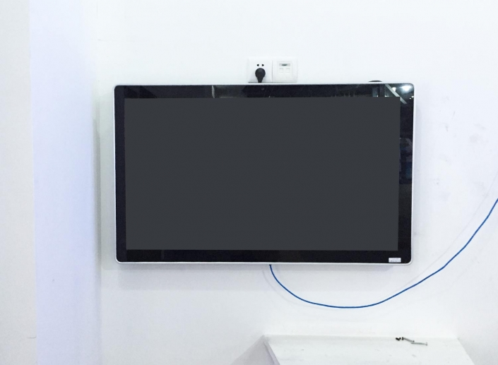 lcd monitor usb media player for advertising