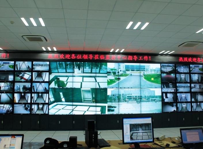 security digital screens