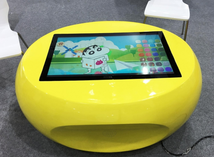 smart touch table for preschool