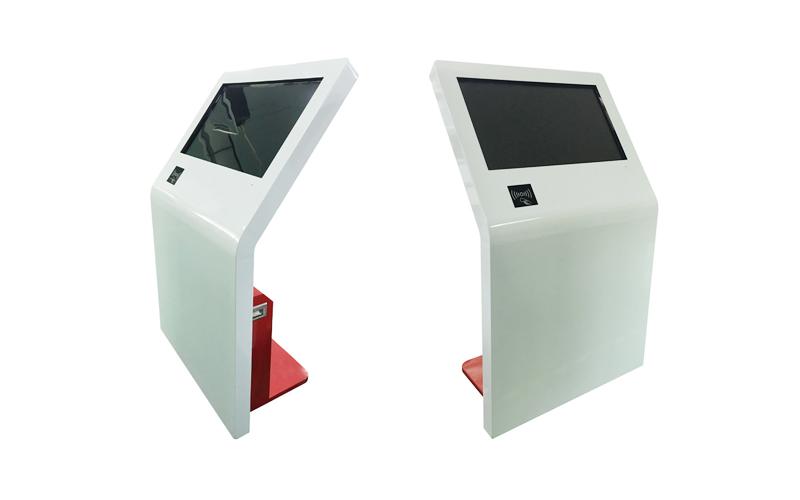 rfid card reader touch screen kiosk