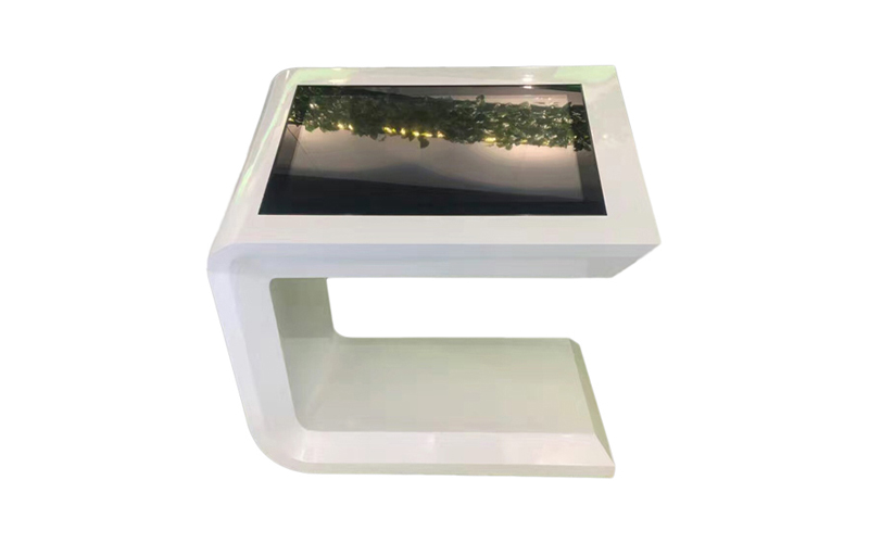 touch screen kiosk table