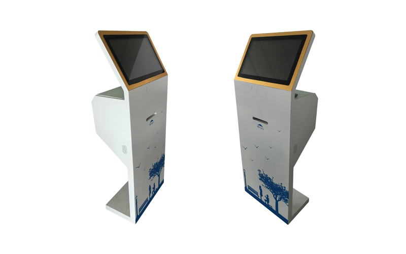 touch screen photo booth