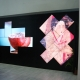 HD large format display indoor