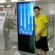 commercial advertising touch display screen