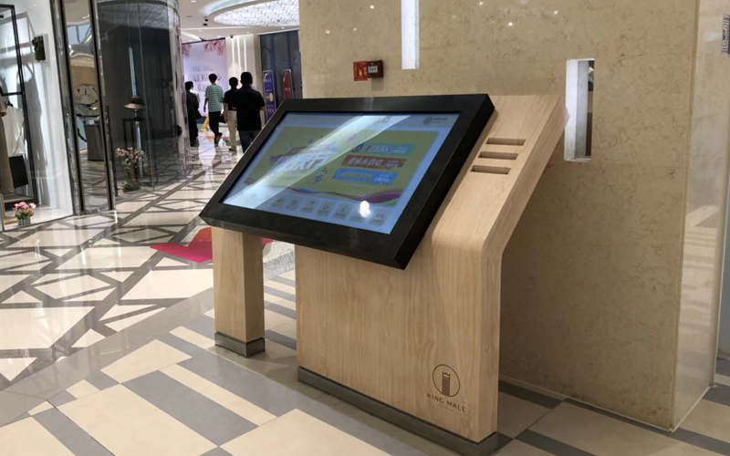 all in one digital signage