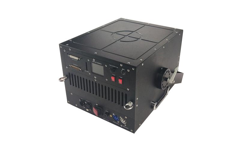 20W rotating projector Laser light