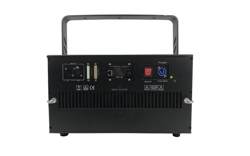 30W RGB animation laser light projector