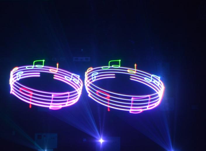 patterns laser star lights projector