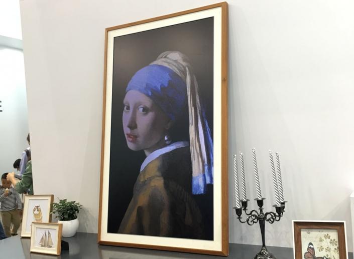 32 inch digital photo frame
