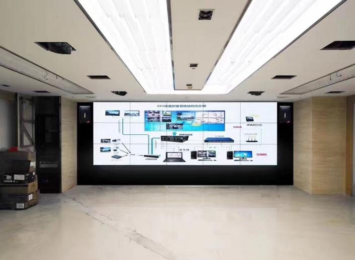 3x5 video wall