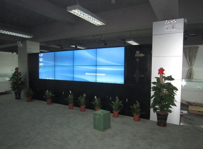 4k network video wall