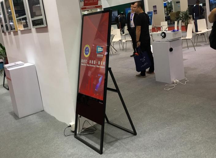 banking hall displays