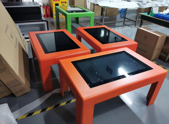 interactive table for children