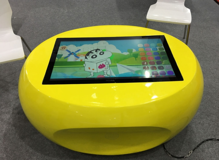 kids interactive table