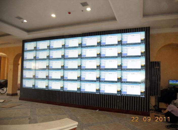 lcd splicing screen