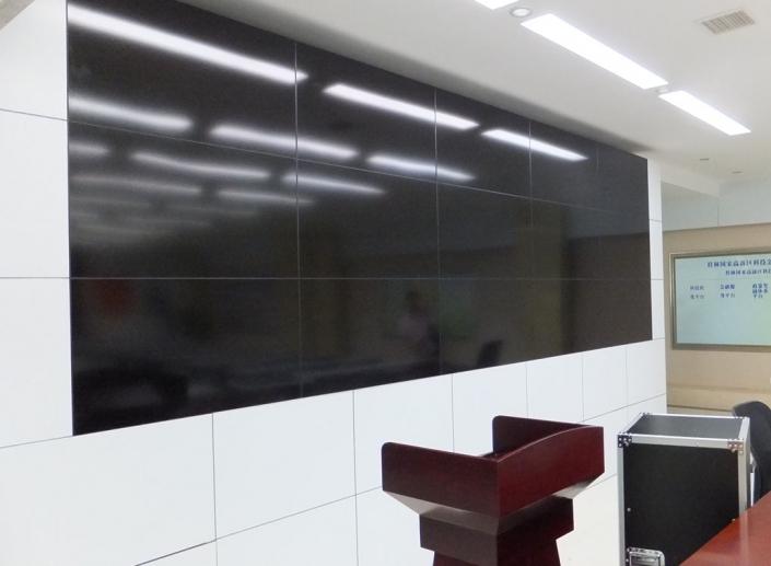 lcd splicing wall