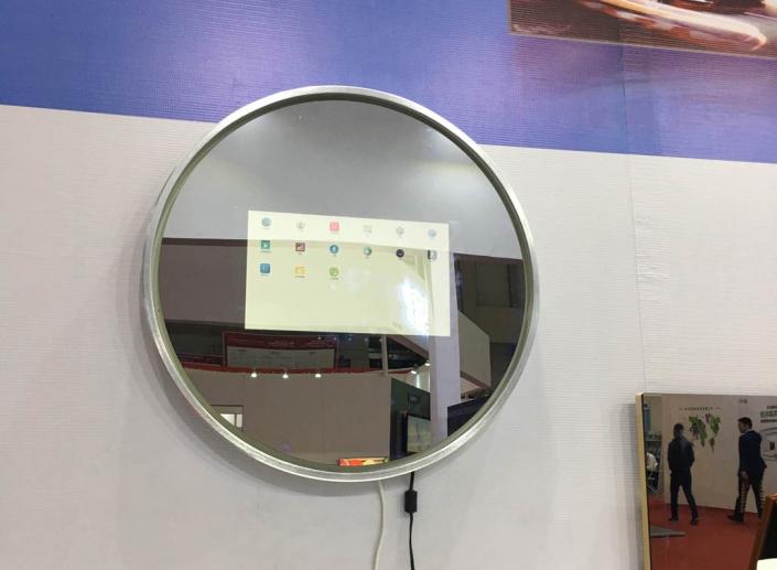 magic mirror advertising display