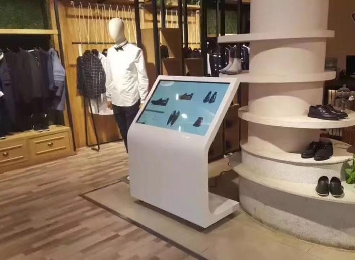 shopping mall kiosk