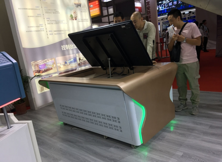 stand alone top up kiosk
