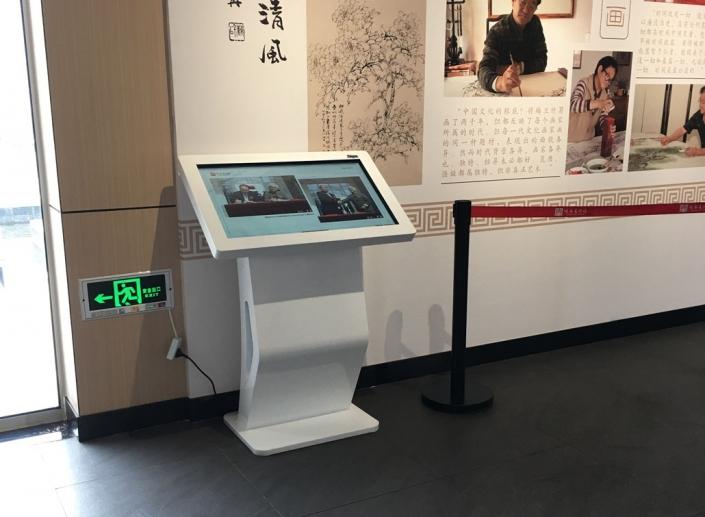 table stand kiosk