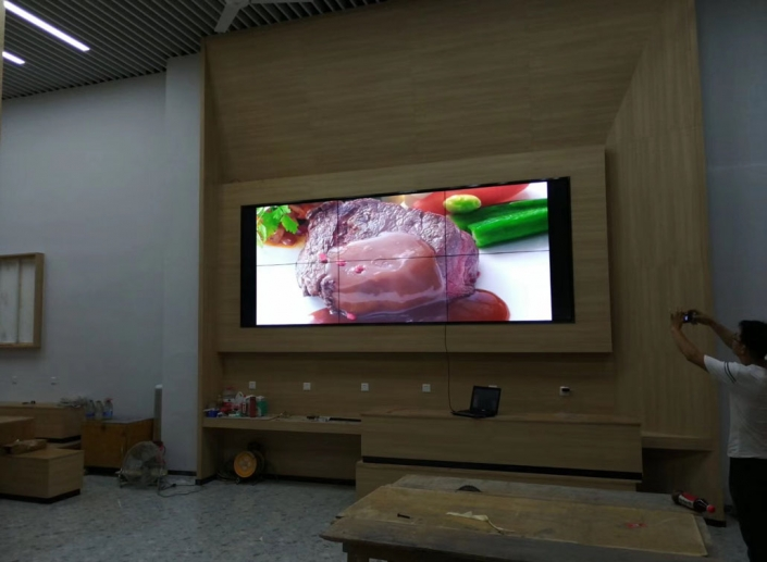 video wall display system