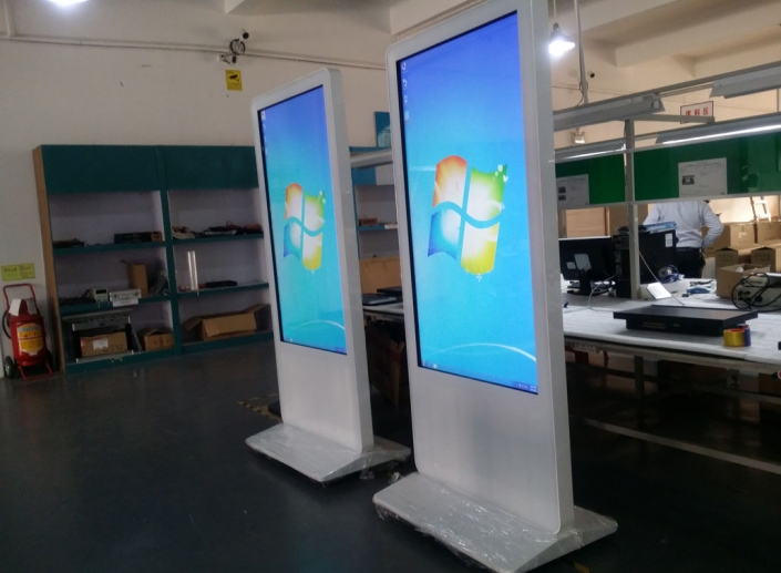 windows based touch screen
